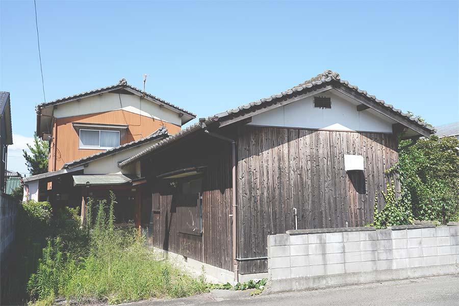 習志野市の空き家